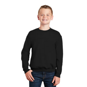Youth Heavy Blend™ Crewneck Sweatshirt.