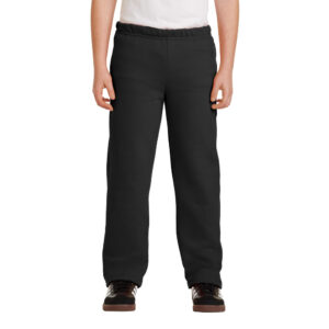 Gildan® Youth Heavy Blend™ Open Bottom Sweatpant.