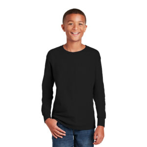 Youth Heavy Cotton ™ 100% Cotton Long Sleeve T-Shirt