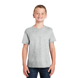 Youth DryBlend® 50 Cotton/50 Poly T-Shirt