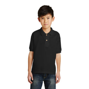 Gildan® Youth DryBlend® 6-Ounce Jersey Knit Sport Shirt.