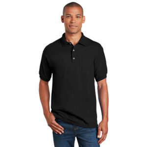 Gildan® DryBlend® 6-Ounce Jersey Knit Sport Shirt with Pocket